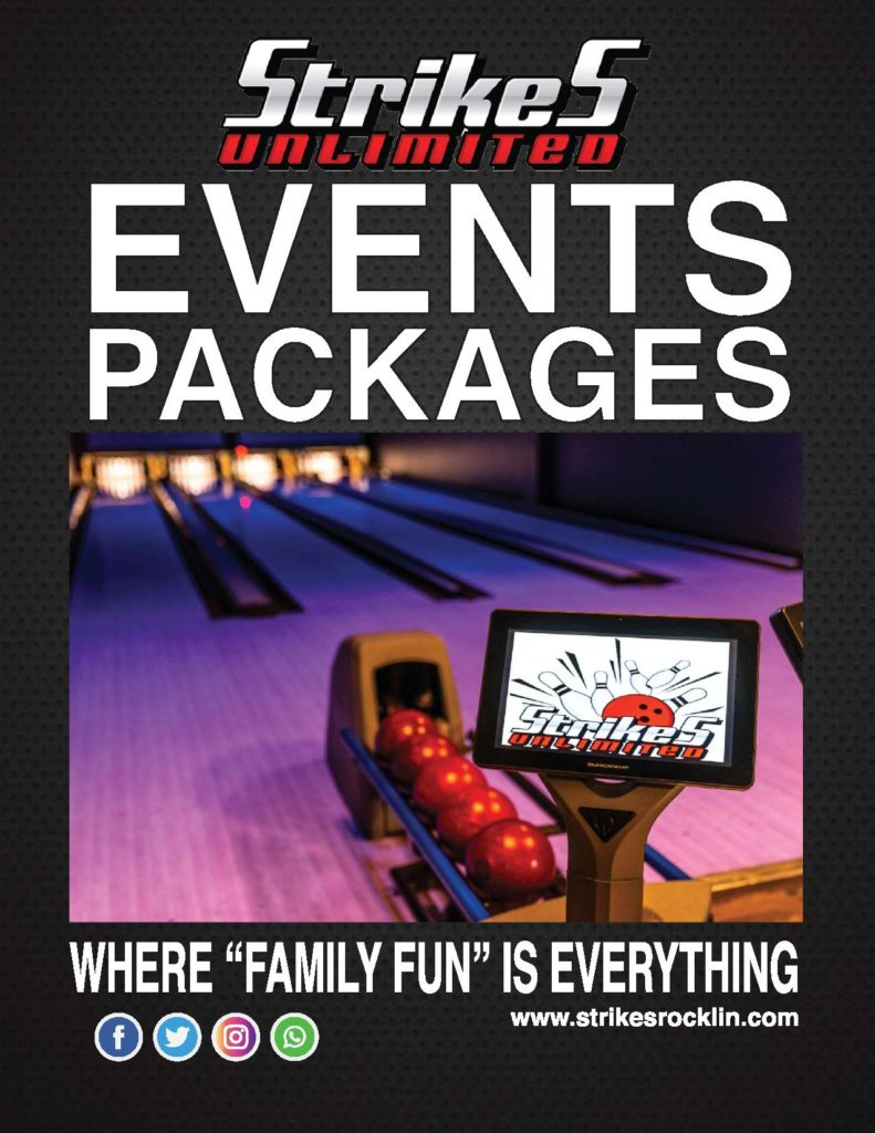 Strikes Event Package